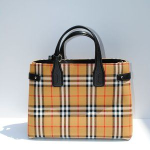 Burberry Women's Mult-Color Bag  Never Used